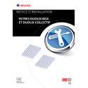 Notices d'installation filtres DUOLIX BOX ET DUOLIX COLLECTIF