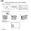 Notice d'installation Sonde Simplifiée Zone Control 2.0