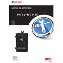 Notice d'installation VFMT VFTT IP65