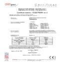 Certificat Certigaz Naia Duo 30 & 35
