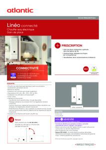 Lineo Connecte_Fiche prescription Atlantic