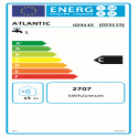 CHAUFFEO HM Etiquette energetique 023115 Atlantic
