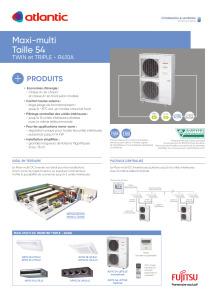 MAXI-MULTI UE 10 à 14 KW (TWIN ET TRIPLE) fiche produit TAILLE 54 ATLANTIC