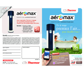 Notice Aeromax 4