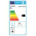 Etiquette Energetique Vizengo VS-250L
