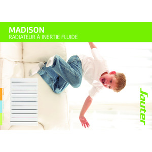 NOTICE MADISON RADIATEUR-INERTIE-FLUIDE 2014-2018
