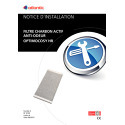 NOTICE D'INSTALLATION FILTRE CHARBON ACTIF ANTI-ODEUR OPTIMOCOSY HR