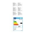ZENEO VM Etiquette énergétique 153111 Atlantic