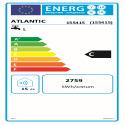 ZENEO HM Etiquette energetique 155415 Atlantic