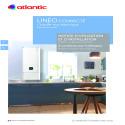 LINEO Connecté notice installation utilisation 2021 Atlantic