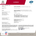 Certificat NF Serenis