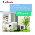 Calypso Split Inverter Notice d'utilisation et d'entretien