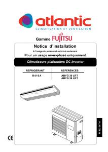 Notice d'installation ABYG 30 36 LRT