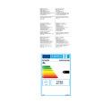 ZENEO VM Etiquette énergétique 153108 Atlantic