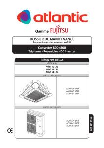 Dossier de maintenance AUYT 36 45 54 LRL