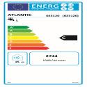 CHAUFFEO HM Etiquette energetique 023120 Atlantic