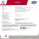 NEFERTITI Mixte Certificat NF