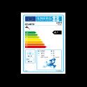 CALYPSO Connecte VM Etiquette energetique 234515 Atlantic