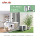 CALYPSO Connecte split inverter Fiche produit Atlantic