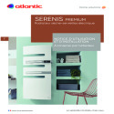 SERENIS PREMIUM Notice Installation utilisation Atlantic
