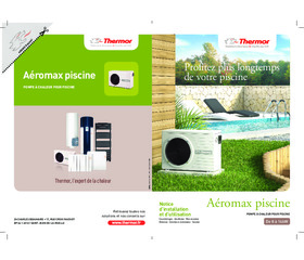 Notice Aeromax Piscine