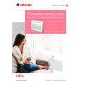 Documentation commerciale Consoles compactes DC inverter