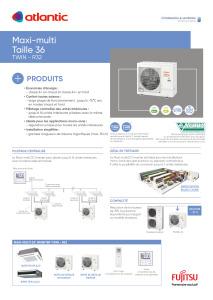 MAXI-MULTI UE 10 à 14 KW (TWIN ET TRIPLE) fiche produit TAILLE 36 ATLANTIC