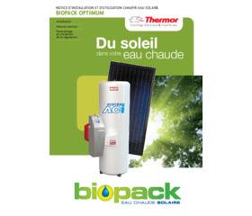 Notice Biopack Optimum - 1