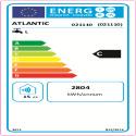 CHAUFFEO VM Etiquette energetique 021110 Atlantic