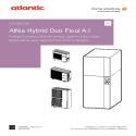 Notice d'utilisation  Alféa Hybrid Duo Fioul A.I.