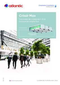 CRITAIR MAX Fiche Produit ATLANTIC