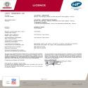 Certificat NF Accessio
