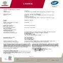 Certificat NF Galapagos Vertical