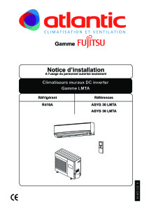 Notice d'installation asyg 30-36 LMTA