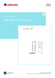 RECEPTEUR INFRA-ROUGE notice installation ATLANTIC