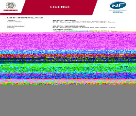 Licence NF Bilbao 3 Horizontal