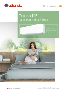 Documentation commerciale Takao M3