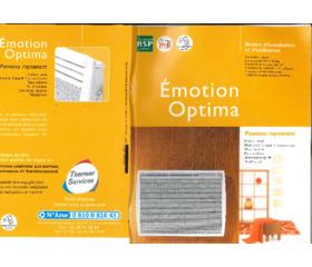 Notice Emotion Optima (avant 2004)