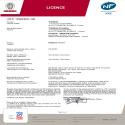 Certificat NF Divali Premium Horizontal