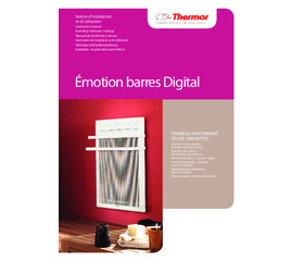 Notice Emotion Barres Digital
