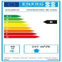 Étiquette Énergétique - HYGROCOSY BC FLEX