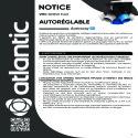 AUTOCOSY IH notice installation ATLANTIC