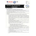 Notice d'utilisation VMC easy 1045c