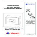 NOTICE INSTALLATION CONTROLBOX PLUTON 5000/6000/NOX