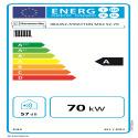 Hamworthy Stratton MK2 70 Energy Label