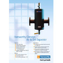 Clenston air and dirt separator brochure