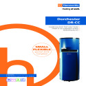 Dorchester DR-CC water heater product brochure