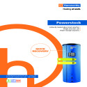 Powerstock calorifier and water storage brochure