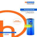 Powerstock calorifier and water storage brochure