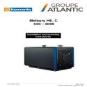 Melbury HE-C 530 - 3000 Installation manual